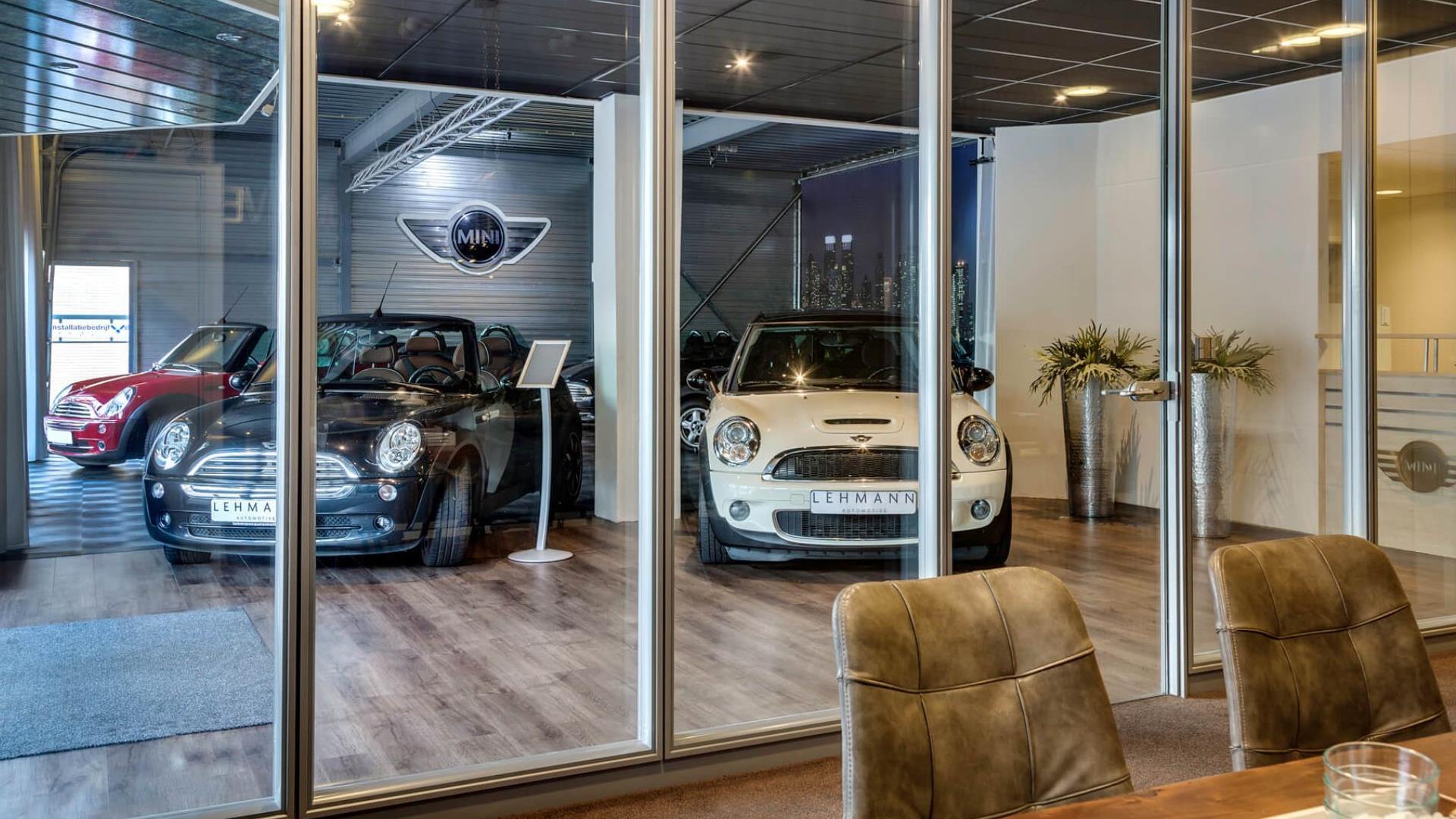 Mini dealer Nederland